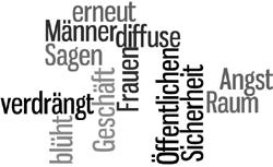 Wortgebilde / Collage