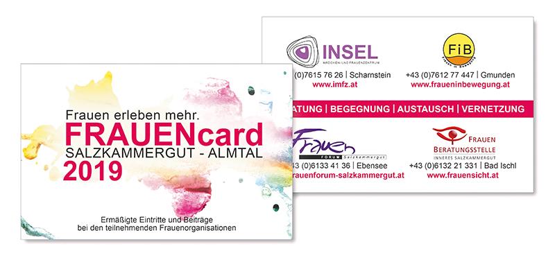 FRAUENcard 2019