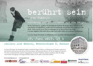 Performance Teilnahme @ Ateliers Alte Weberei